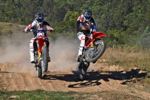 Supercross season kicks off for CRF Honda Racing's Wightman and Webster