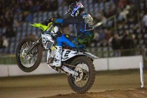 Husqvarna's Marmont fifth in a challenging Toowoomba