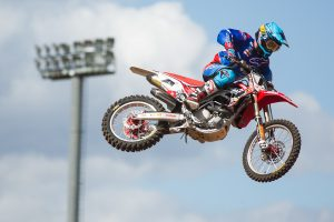 Crankt Protein Honda Racing's Alldredge to miss Adelaide