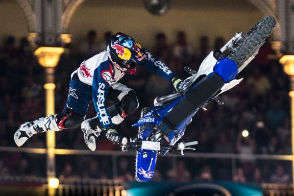 Pages to star in AUS-X Open FMX Best Trick contest