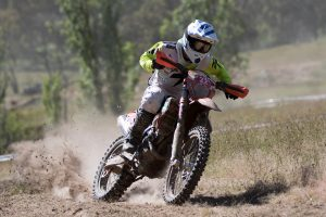Simpson completes rookie off-road year ninth outright at A4DE