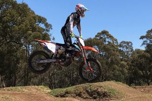 KTM fills vacant seat with Hoeft