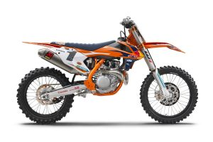 Bike: 2017 KTM 450 SX-F and 250 SX-F Factory Edition