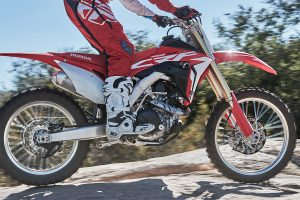 Honda announces 2017 CRF450RX will now come to Australia