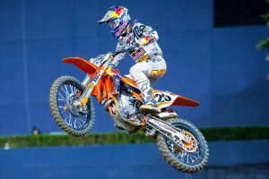 Strong west coast performances a boost for Musquin
