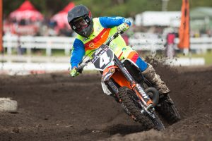 Consistency a key factor for Mastin in MX2 title-chase