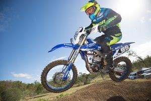 Active8 Yamaha continue podium run at AORC