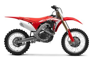 Bike: 2018 Honda CRF450R