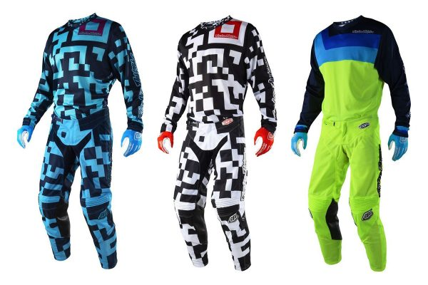 Product: 2018 Troy Lee Designs GP AIR gear sets