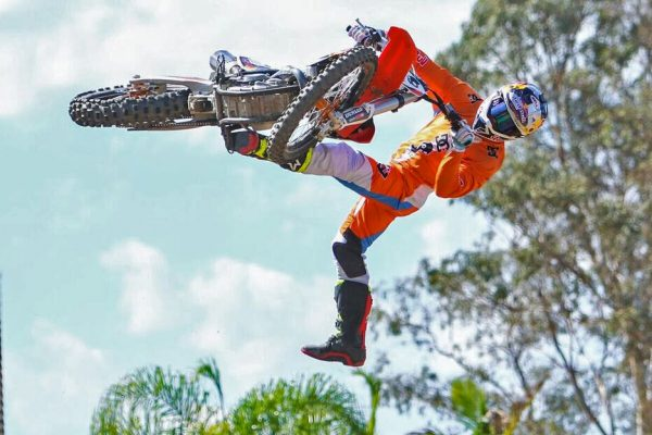 Freestyle motocross icon Maddison in for 2017 AUS-X Open