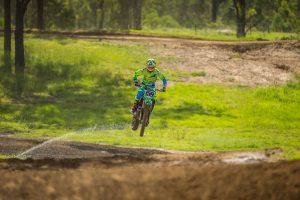 MEGA Bulk Fuels Monster Energy Kawasaki Racing Team enters Murray Bridge