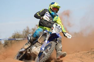 Active8 Yamaha deal with dust in SA AORC