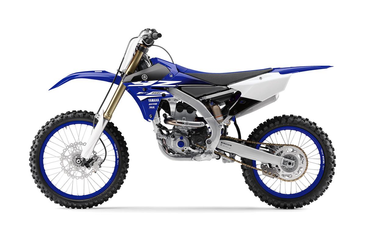 Bike 2018 yamaha yz250f for Yamaha dirt bike plastics