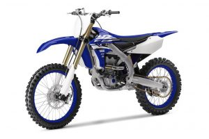 Bike: 2018 Yamaha YZ450F