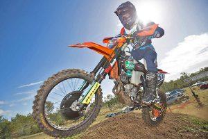 Defending E1 champion Simpson set for Kyogle AORC return