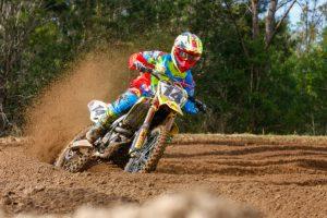 Crashes plague Peters at Port Macquarie