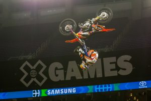 Sherwood claims dual gold medals at X Games Minneapolis