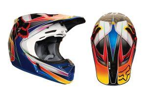 Product: 2018 Fox V3 helmet