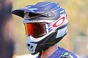 Review: 2017 Oakley Front Line MX goggle