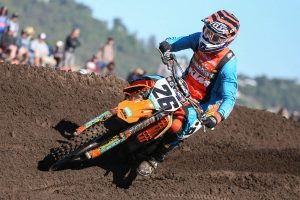 Gibbs secures consecutive runner up position in the MX Nationals premier class