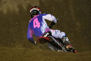 Top SX1 rookie Clout shines in premier class supercross debut