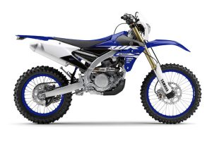 Bike: 2018 Yamaha WR450F