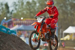 Injury rules Rykers out of upcoming supercross events