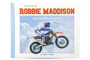 Product: The Story of Robbie Maddison children's book