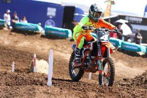 KTM's Mastin finishes seventh in Maiden Supercross main
