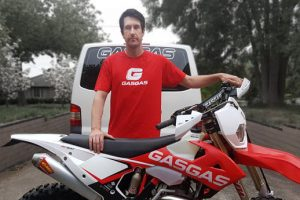 Gas Gas compete in 2017 Wildwood Rock Extreme Enduro