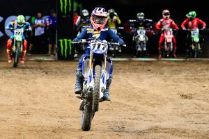 Series podium within reach for Long after consistent AUS-X Open