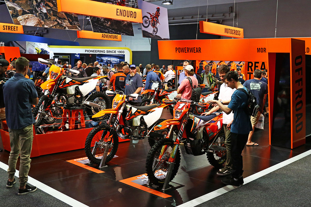 Sydney motorcycle expo