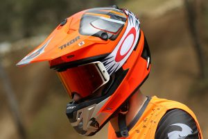 Review: 2018 Thor MX Verge helmet