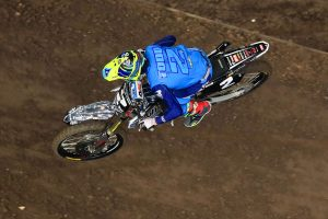 Todd takes pivotal SX2 victory on night one of AUS-X Open