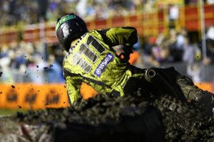 Mud and mayhem for CDR Yamaha at final ASX