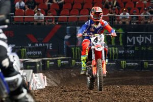 Hard-fought AUS-X Open for Crankt Protein Honda Racing duo