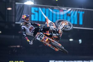 Musquin completes perfect off-season with Geneva sweep