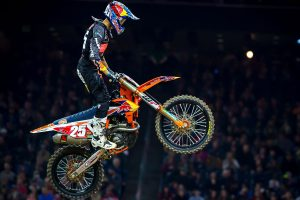 Added twist as shoulder injury rules out Musquin