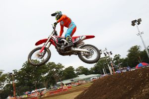 Outdoor crown high on the agenda for Richardson at Honda