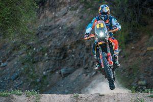 Walkner wraps up 2018 Dakar Rally as Price scores third