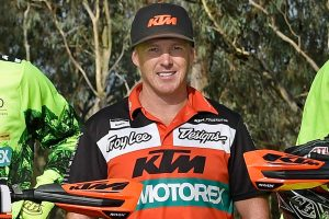 KTM Group Australia names Kearney as motorsports manager
