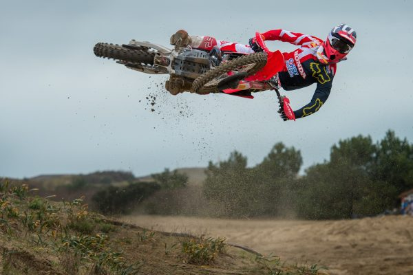 Gajser to commence 2018 assault this weekend at MXGP of Europe