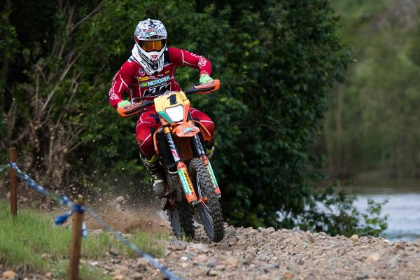 Added drive for Milner with newfound AORC challenge