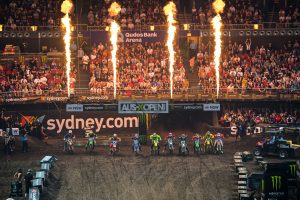 Monster Energy continues AUS-X Open naming-rights partnership