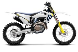Bike: 2019 Husqvarna FC and TC range