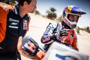 Dakar champion Price to take on double duties at Finke
