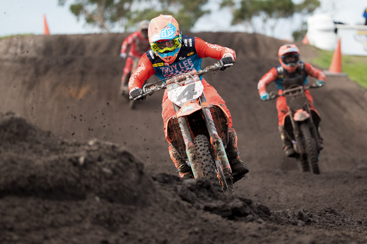 Quotebook: 2018 MX Nationals Rds 3-4 Wonthaggi