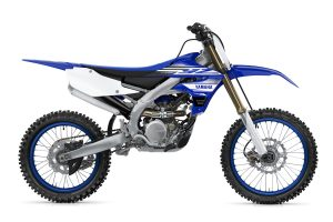 Bike: 2019 Yamaha YZ250F