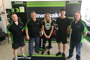 Kawasaki's newest Western Australian dealership – Perth Kawasaki