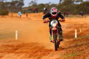 Hattah podium a satisfying recovery for Snodgrass